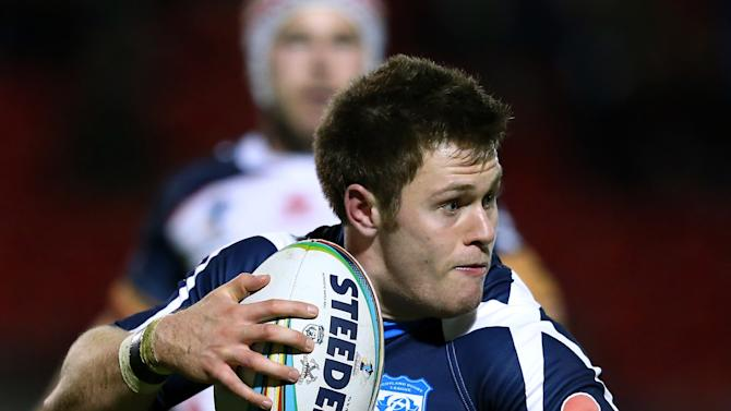 Scotland v United States - Rugby League World Cup: Inter-group Match