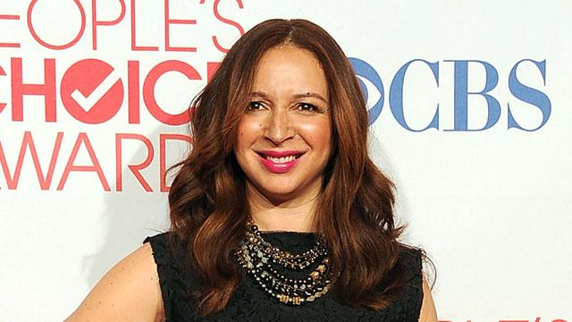 Maya Rudolph Brings The Laughs 'All Night' Long