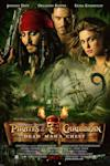 Poster of Pirates of the Caribbean: Dead Man's Chest