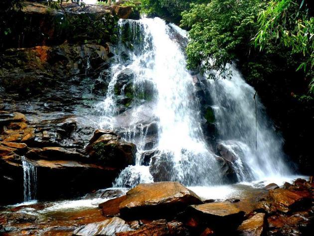 Travel India Waterfalls