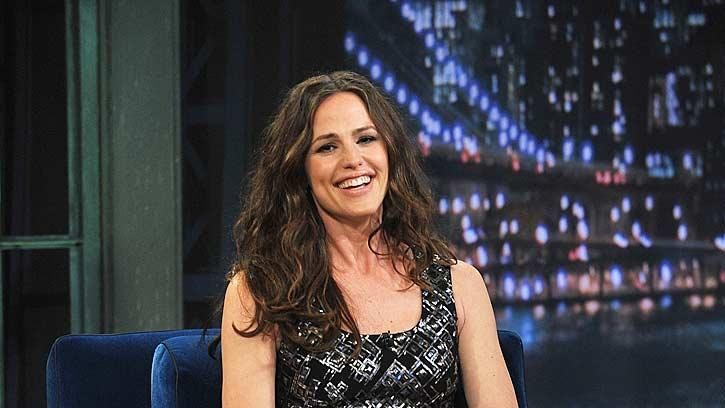 Jennifer Garner Jimmy Fallon