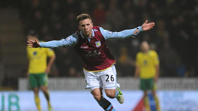 Andreas Weimann came off the bench to score twice for Aston Villa