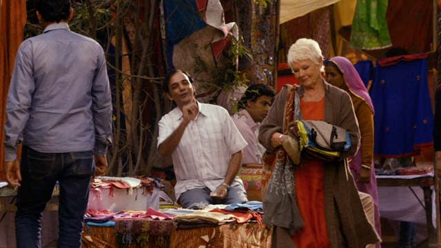 'The Second Best Exotic Marigold Hotel' Clip: Flea Market