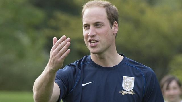 Football - Game is force for good, says Prince