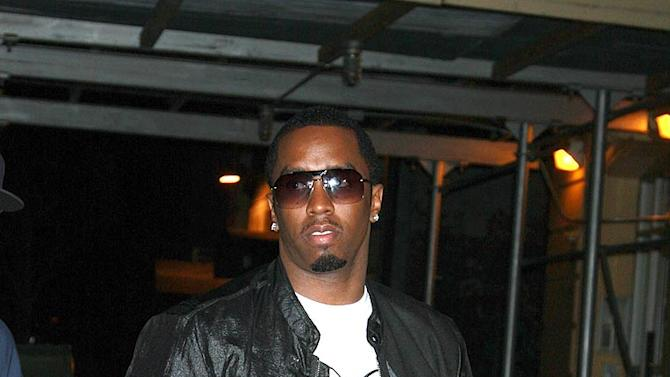 P Diddy SNL Afterparty