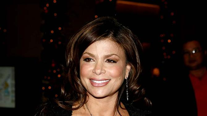Paula Abdul arrives at the 9th annual Family Television Awards.