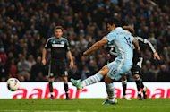 In Pictures: Manchester City break Premier League record with 20 consecutive home wins