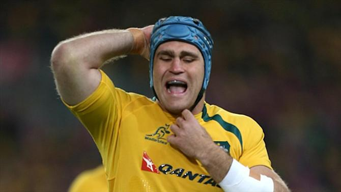 Rugby - Wallabies make three changes for second Test