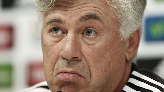 Liga - Ancelotti: Madrid were tired during win