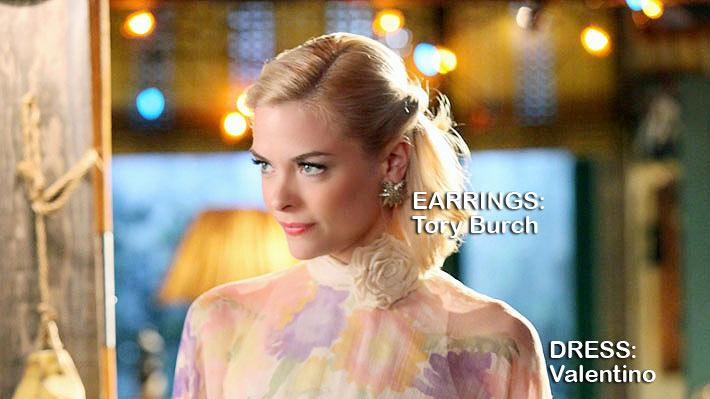 "Jaime King as Lemon Breeland in the Season 1 episode ""Mistresses and Misunderstandings."" Hart of Dixie"