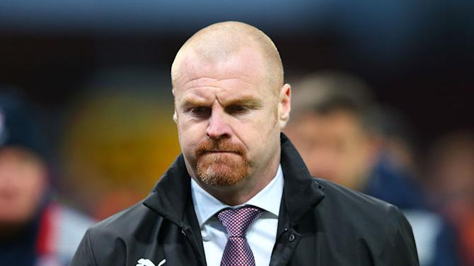 Burnley Boss Sean Dyche Aggrieved by Refereeing Decisions in Defeat to Stoke City