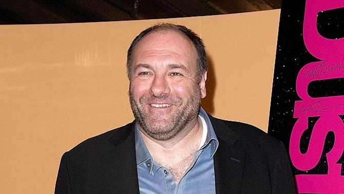 Gandolfini James Dusty Film Aw