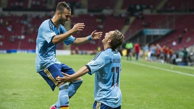 U-20 World Cup - Barca star leads Spain to crushing opening win