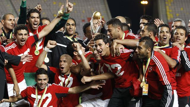 World Football - Ahly win African Champions League
