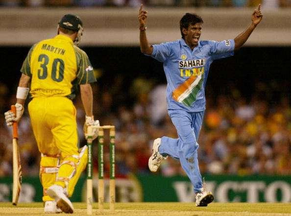Top 5 bowling performances in international cricket by Lakshmipathy Balaji