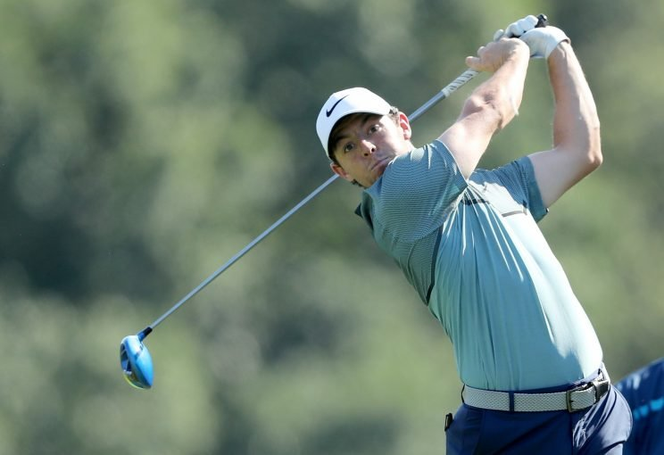 Rory McIlroy was pleasantly surprised by Olympic golf. (Getty Images)