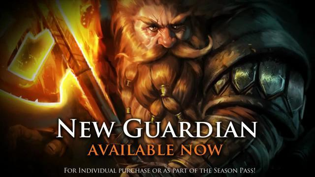 Guardians of Middle-Earth - Gloin Trailer