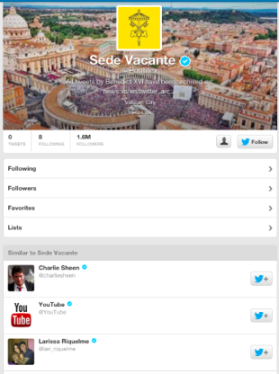 Help Wanted: New Pope With Best Practice Twitter Skills image Screen Shot 2013 03 02 at 10.29.01 AM