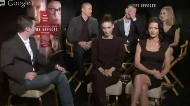 'Side Effects' Q & A with Yahoo! Movies