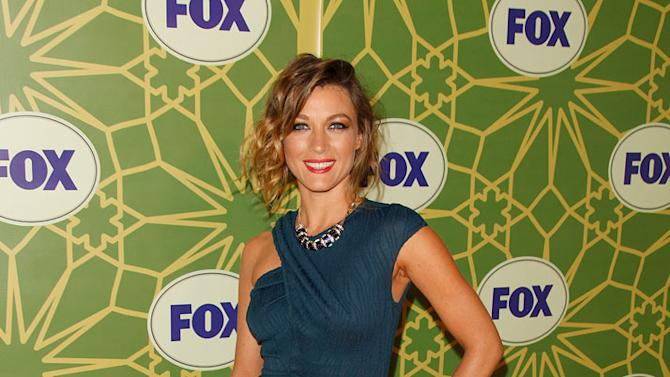 Natalie Zea attends the 2012 FOX TCA All-Star Party at Castle Green on January 8, 2012 in Pasadena, California.