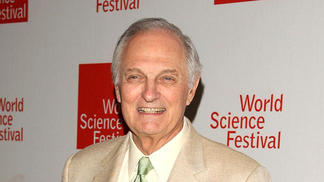 Alan Alda JanB Day