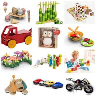 The best eco-friendly toys hitting shelves this year...
