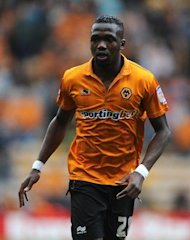 Tongo Doumbia has signed a deal with Wolves which will run until 2016