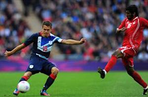 Team GB 3-1 UAE: Suber-subs Sinclair and Sturridge put Pearce's men in sight of Olympics quarterfinals