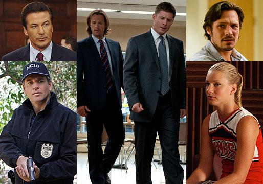 Ask Ausiello: Spoilers on Supernatural, Girl Meets World, Glee, NCIS, Revenge, 30 Rock and More!