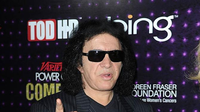 Gene Simmons PowerOF Comedy