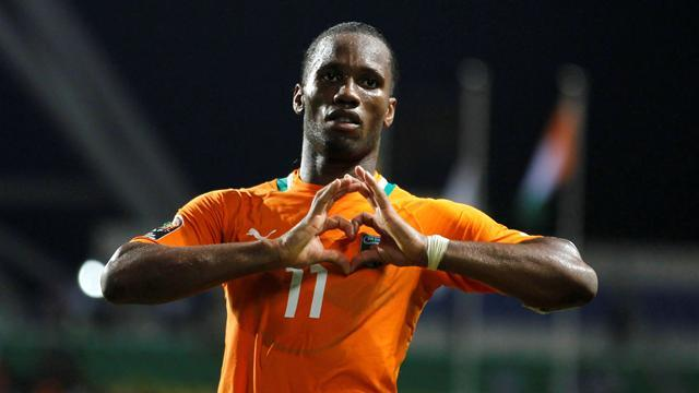 World Cup - Drogba could be big factor in Brazil, says coach