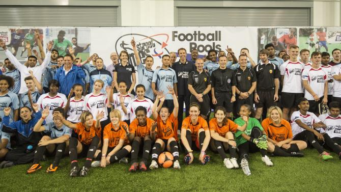 Soccer - StreetGames Football Pools Fives - St. George's Park