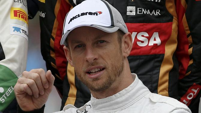 Formula 1 - Button is a wanted man, says his manager