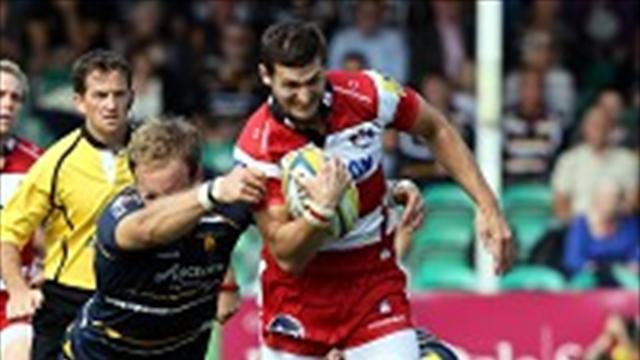 Rugby - Saxons make two changes