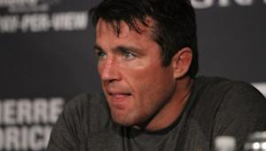 Chael Sonnen Temporarily Suspended For Failed Drug Test, Future Disciplinary Hearing Looms