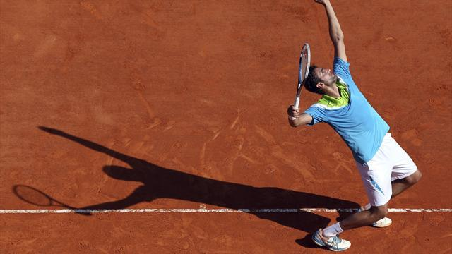 Tennis - Second seed Cilic dumped out in Munich