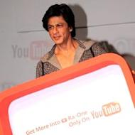 Shah Rukh Khan Launches 'RA.One' Movie Channel On YouTube