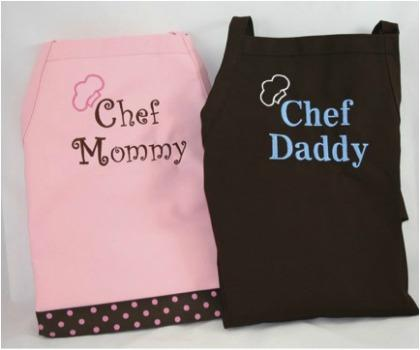 Matching Apron Set