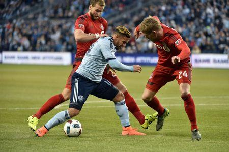 MLS: Toronto FC at Sporting KC