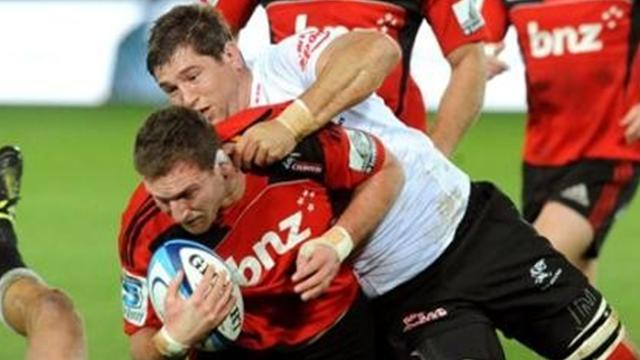 Super Rugby - Read concussion more cause for concern in Crusaders camp