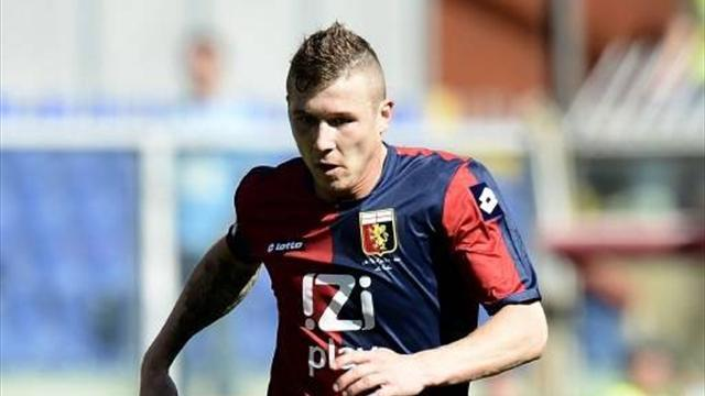 Serie A - Six months out for Genoa's Kucka