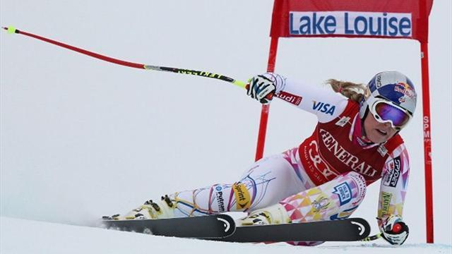 Alpine Skiing - Vonn hospitalised with stomach pains