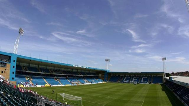 League Two - Vincelot extends Gillingham's lead at top