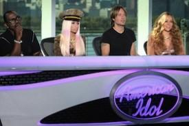 RATINGS RAT RACE: 'American Idol's Second Night Even With 2012