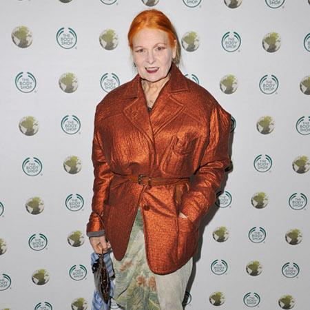 Vivienne Westwood: I'm a bad fashion influence