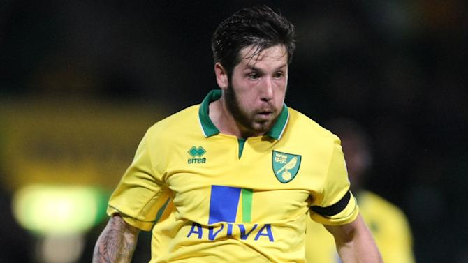 Jacob Butterfield left Barnsley to join Norwich
