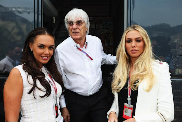 The other side of Formula One