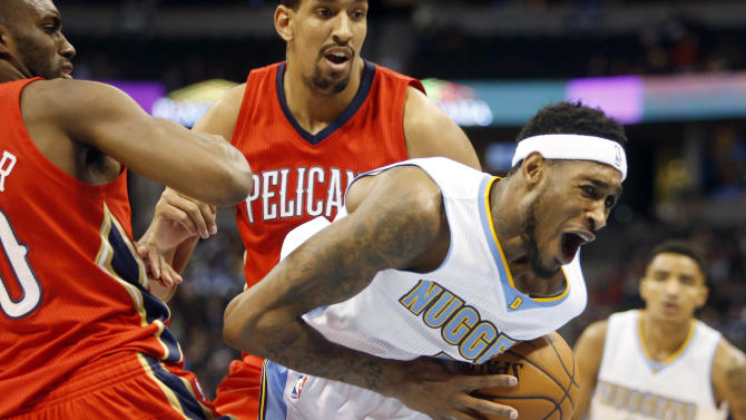 NBA: New Orleans Pelicans at Denver Nuggets