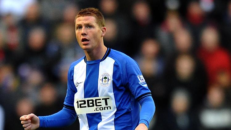 James McCarthy - Wigan to Everton