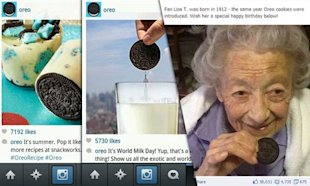 5 Social Media Lessons to Learn from Oreo image oreo instagram engagement